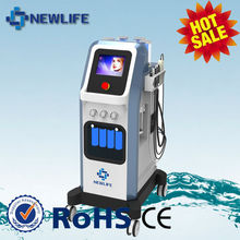 NL-SPA10 Mutli-function Skin care oxygen infusion facial oxygen jet peel oxygen peel skin rejuvenation machine