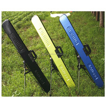 China factory product PC plastic fishing rod shell, vacuum formed plastic cover for fishing rod