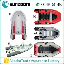 New Arrival! inflatable boat/motor boat dinghy/inflatable boat with outboard motor