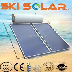 2015OEM hot water appliance solar panel price ;Jacket enamel compact solar energy power system (CE100L-150L-200L-300L)