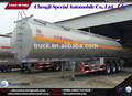 50m3 de aleación de aluminio de queroseno del tanque acoplado