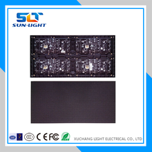 2015 new products 64x32 led display module dot matrix p3 full hd media player led module