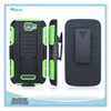 belt clip holster for Alcatel OT7040T with belt clip and kickstanding