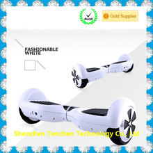 smart balance wheel electric scooter LED light with remote control electronic balance