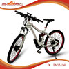 Sobowo S31 Full Suspension Front Drive Hub motor Off Road Electric Bike