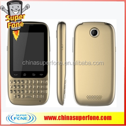 G6800 2.8 inch capacitive touch Screen qwerty keyboard new unlock cell phones