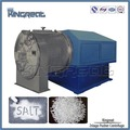 continuou centrifugar sal que faz a máquina
