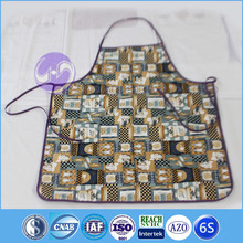 household sundries promotional design non woven cooking kitchen apron