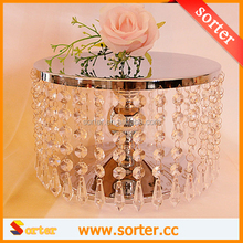 Cake / Dessert Crystal Cake Stand Holder for Wedding Home decor