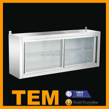 High Quality Durable Safe Stainless Steel Kitchen Wall Hanging Cabinet
