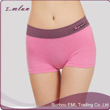 women plus size sexy mature nylon boyshot panties/women boyshort underwear/sports boyshorts