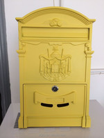 Hot selling and high quality wooden mail box