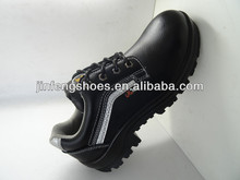 High quality PU injected sole Protective steel toe and steel plate water resistant men's safety shoes