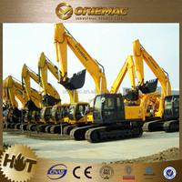 Hyundai excavating machinery R215-9 long arm excavator