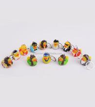 Hot selling 2015 rubber ducks, Keychain Rubber ducks, wholesale rubber ducks