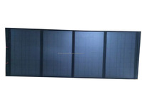 new arrival folding portable solar panel kit solar charger for 12V battery charging China made