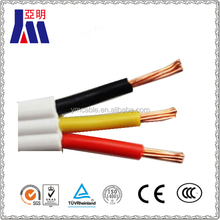 H05VV-F 3C*1.5mm2 pvc insluated electrical Cable flexible wire