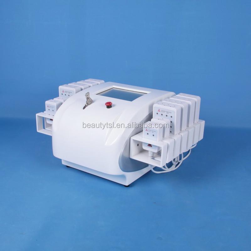 Portable 12 paddles lipo laser machine for sale/lipo laser machine liposuction lipolaser zerona laser