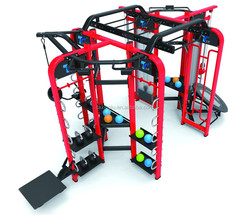 Fitness Equipment /crossfit synrgy 360 muti gym equipments TZ-360XM