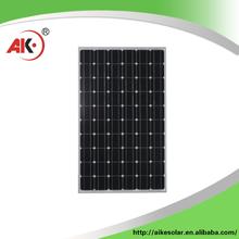 Trustworthy china supplier 250w mono solar panels