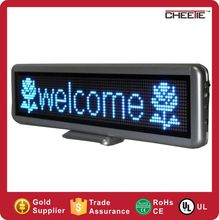 Coloring New Design Message Rooms Outdoor Advertising LED Display