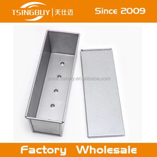 Hot selling factory direct wholesale high quality Non-Stick aluminum one pound loaf pan dimensions