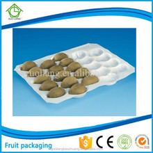 New Zealand Kiwi Fruit Market Popular Wholesale Fruit&Food Industray Packaging Plastic Tray With Dividers