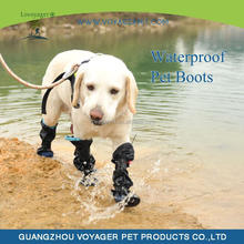Lovoyager Anti slip Cordura and Nylon Shell Waterproof Dog Shoes Dog Boots