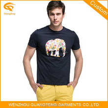 Europe And America Hot Selling New Design O Neck T-Shirt