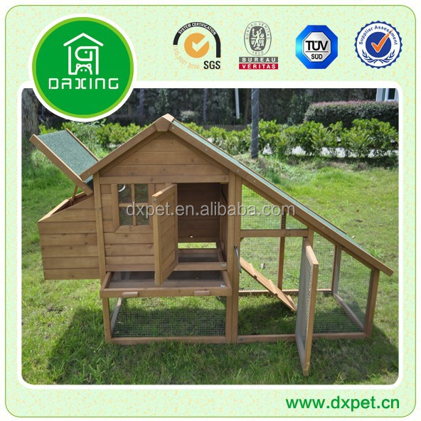 Cheap outdoor garden chicken coop dxh019 buy outdoor for Cheap chicken pens for sale