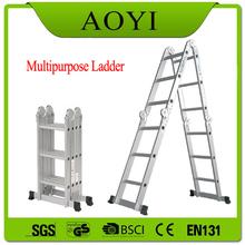 EN131 escaleras de aluminio extensibles precios