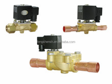 fengshen made freezer solenoid valves with CE CQC UL certification & SSV series