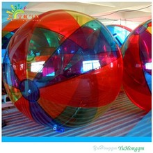 Wow!! 1mm PVC water balloons/bubble ball walk water