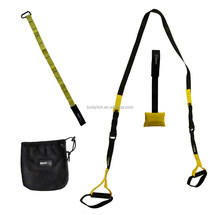 Gym Lifting Straps with Exercise Manual and Carry Bag