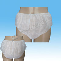 disposable g string/brief/panty/thong/tanga disposable underwear