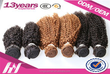 Sample Order Available Kinky Curly Hair Extension for Black Women, Brazilian Hair Extension, Bohemian Remy Human Hair Extension
