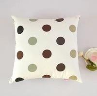 Decoration plush beauty cartoon print pillow