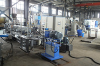 TPE, TPR, TPV, TPU Twin Screw Extruder for Compounding and Extrusion