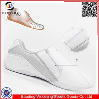 hot sale cheap taekwondo shoe zapatos de los artes marciales