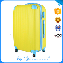 travel car luggage and bags trolley luggage abs set vintage luggage with wheel