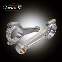 Custom I Beam Forged Conrod for Toyota Celica MR2 22R Connecting Rod