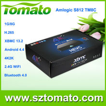 quad core amlogic S812 hotel iptv solution TM8C