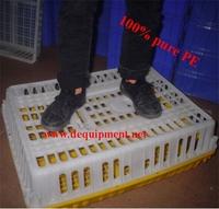 DT hand hole design chicken transport crates