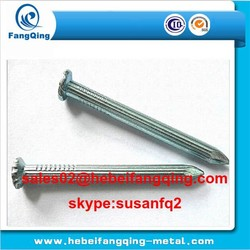 1-7'' direct factory galvanized steel concrete nail