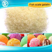 light yellow edible FDA fish 180 bloom gelatin kosher