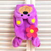 Factory Direct Sales Purple Bear Cute Dog Clothes Pet Four Leg Wear Clothes Puppy Dog Clothes