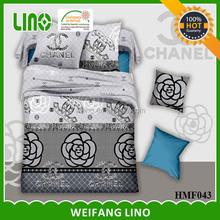 branded comforter/elegant bedroom sets/european style bedroom set