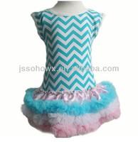 Blue petti dresses, chevron dresses for girls, chevron dresses for baby