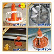 automatic poultry feeder equipment for poultry/turkey farms