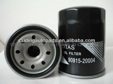 Oil Filters for Toyota HILUX UZZ40 Auto Parts 90915-20004 (1989/04 - 1997/03)